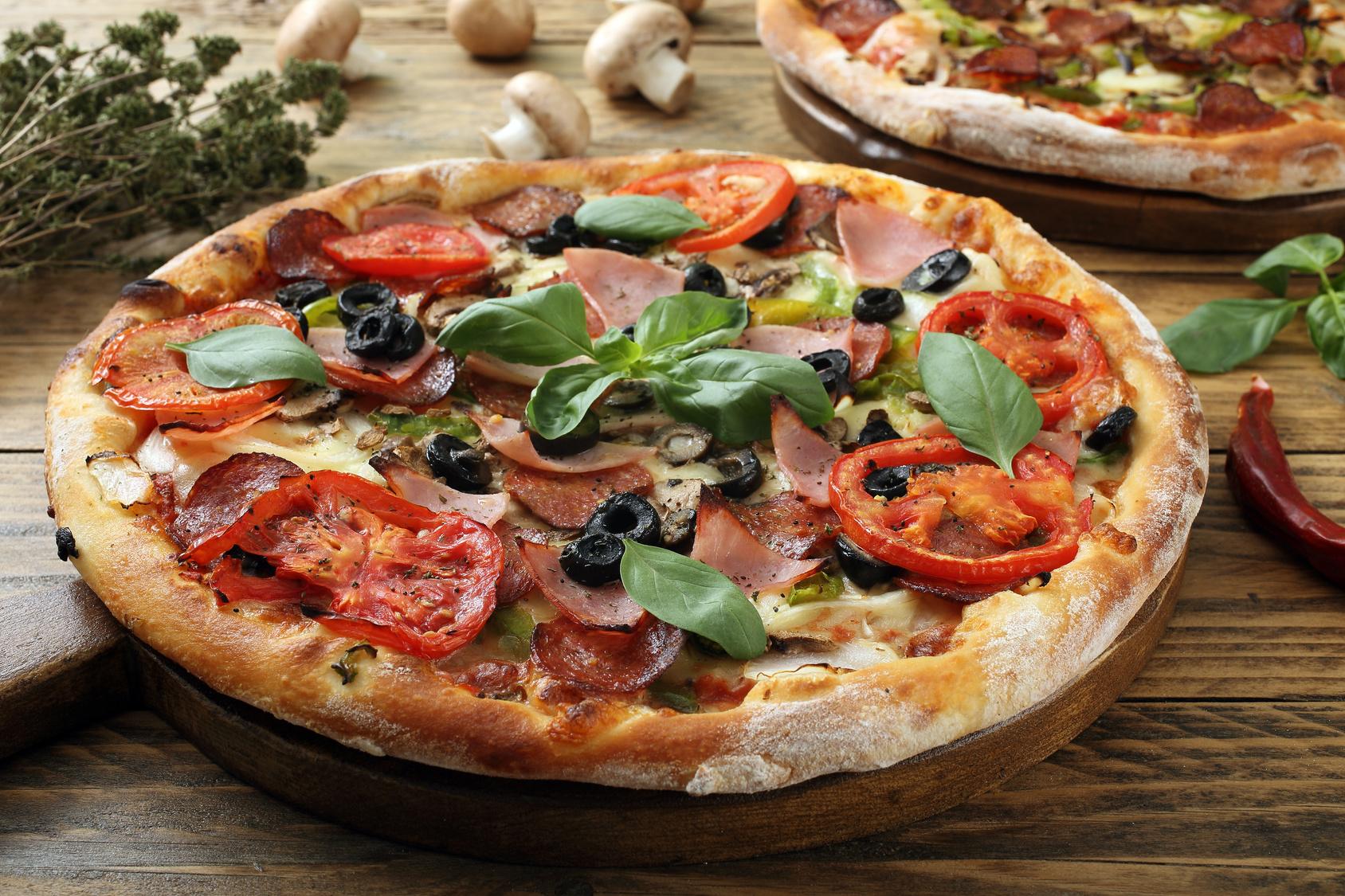 Pizza, Il Trio